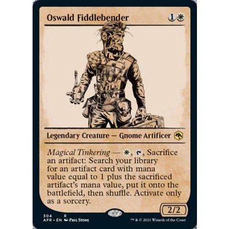 Oswald Fiddlebender - Foil