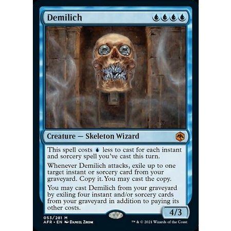 Demilich - Foil