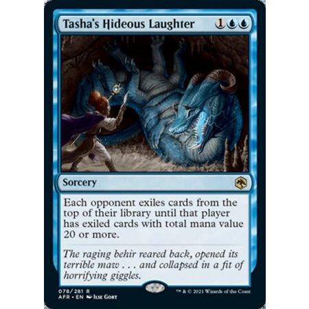 Tasha's Hideous Laughter - Foil