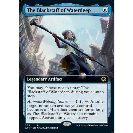 The Blackstaff of Waterdeep - Foil