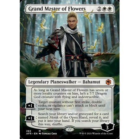 Grand Master of Flowers
