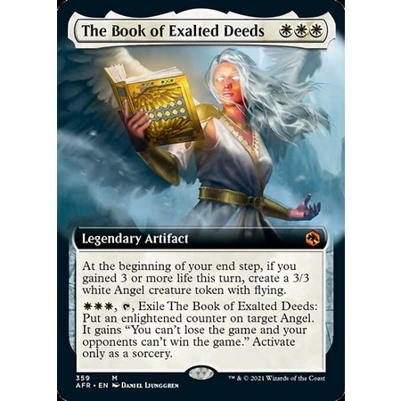 The Book of Exalted Deeds - Foil