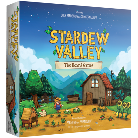 PREORDER - Stardew Valley: The Board Game