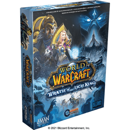 World of Warcraft: Wrath of the Lich King Pandemic