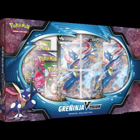 Pokemon V-Union Box - Greninja