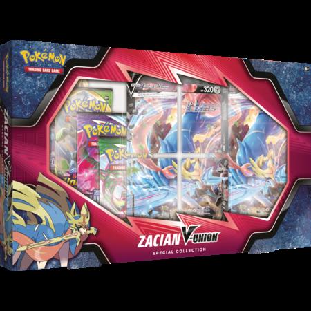 Pokemon V-Union Box - Zacian