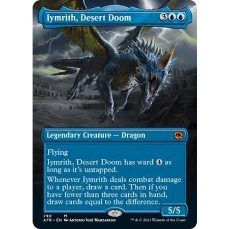 Iymrith, Desert Doom - Foil