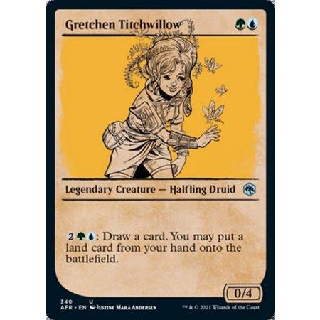 Gretchen Titchwillow - Foil