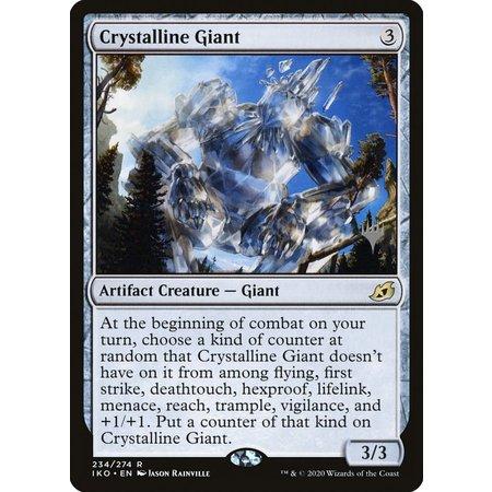 Crystalline Giant - Foil - Promo Pack