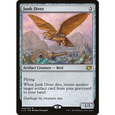 Junk Diver