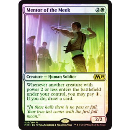 Mentor of the Meek - Foil