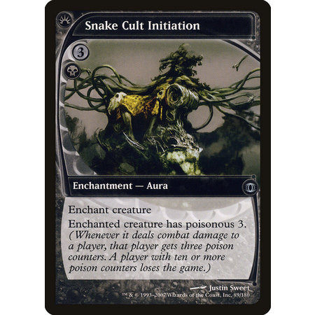 Snake Cult Initiation
