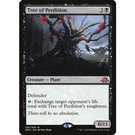 Tree of Perdition - Foil