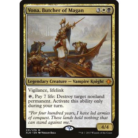 Vona, Butcher of Magan - Foil