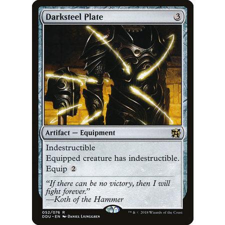 Darksteel Plate