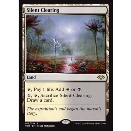 Silent Clearing