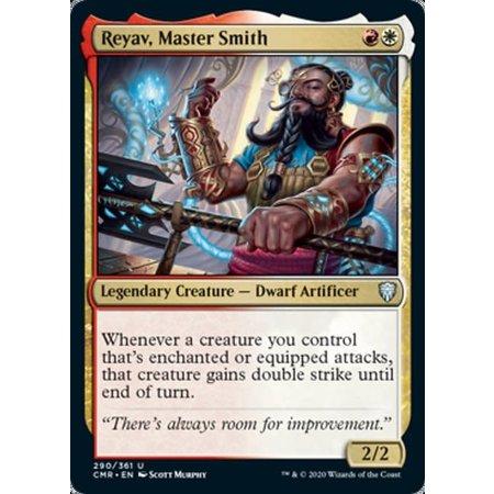 Reyav, Master Smith