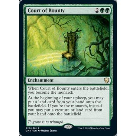 Court of Bounty - Foil