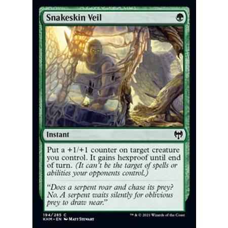 Snakeskin Veil