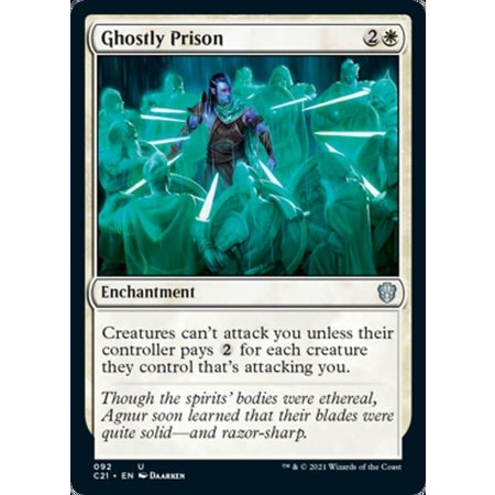Ghostly Prison
