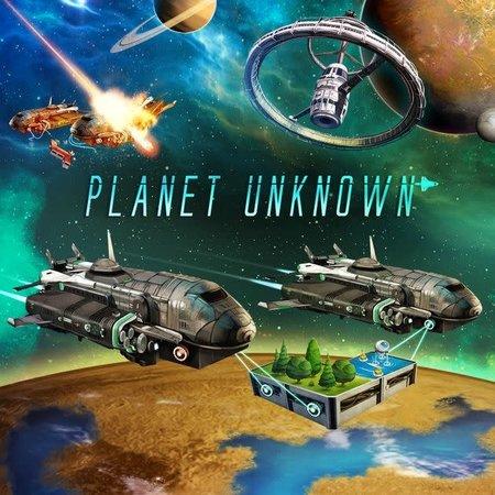 PREORDER - Planet Unknown