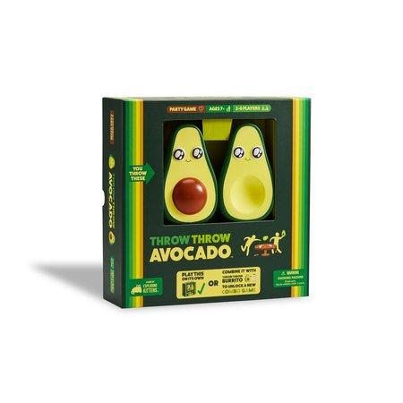 PREORDER: Throw Throw Avocado