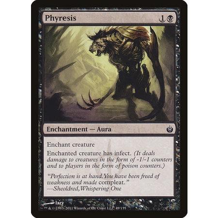 Phyresis