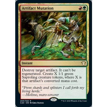 Artifact Mutation