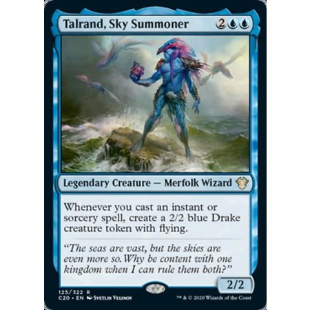Talrand, Sky Summoner