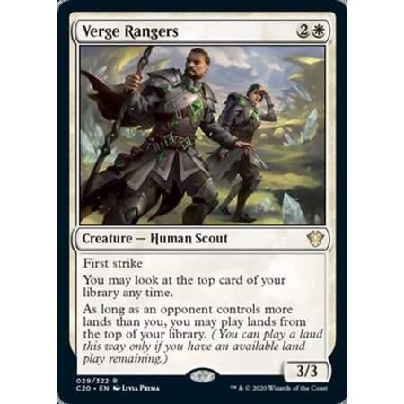 Verge Rangers