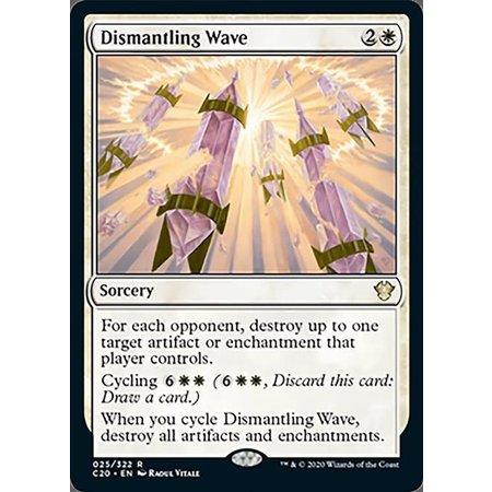 Dismantling Wave
