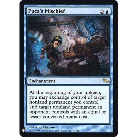 Puca's Mischief - Foil