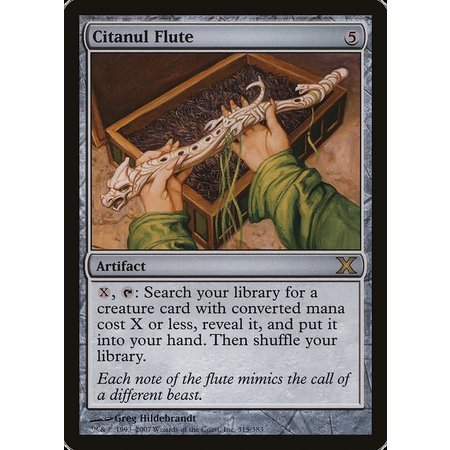 Citanul Flute - Foil