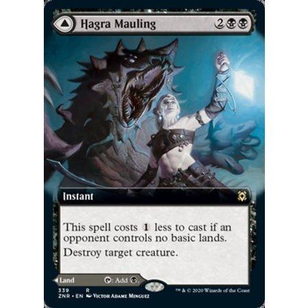 Hagra Mauling