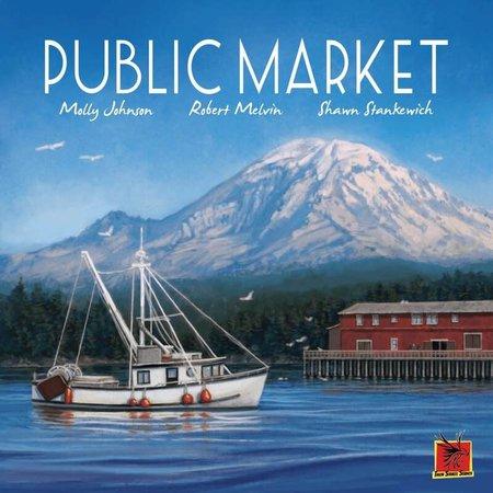 PREORDER - Public Market