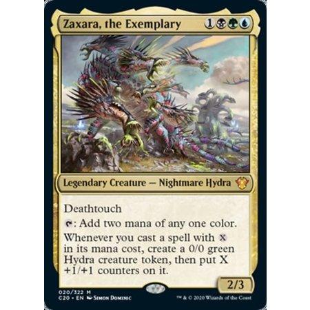 Zaxara, the Exemplary