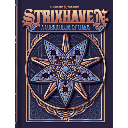 PREORDER - Dungeons and Dragons 5th Edition RPG - Strixhaven: A Curriculum of Chaos Hobby Edition