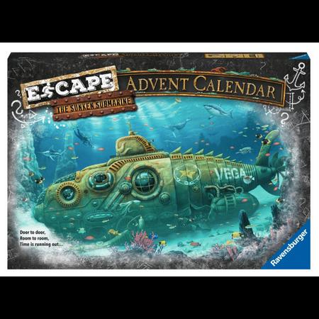 Advent Calendar: Escape the Sunken Submarine