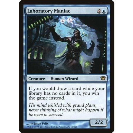 Laboratory Maniac - Foil (Damaged)