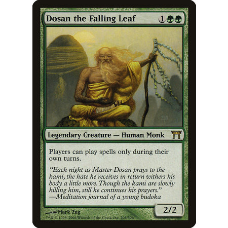 Dosan the Falling Leaf (HP)