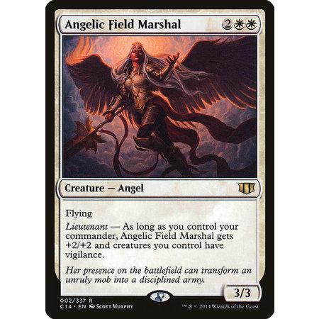 Angelic Field Marshal