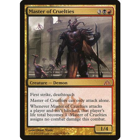 Master of Cruelties