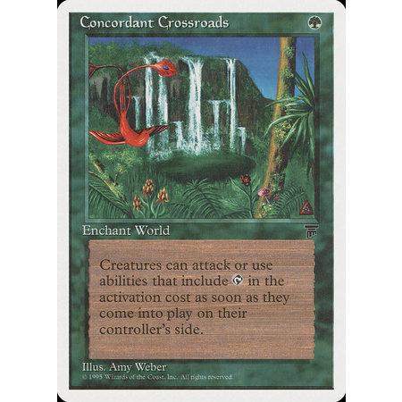 Concordant Crossroads (HP)