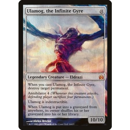 Ulamog, the Infinite Gyre - Foil