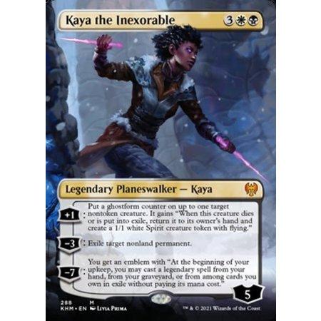 Kaya the Inexorable