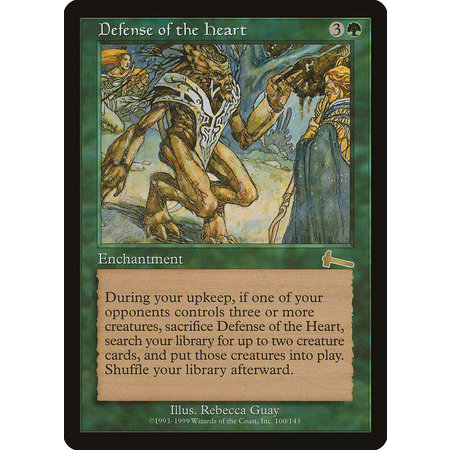 Defense of the Heart (HP)