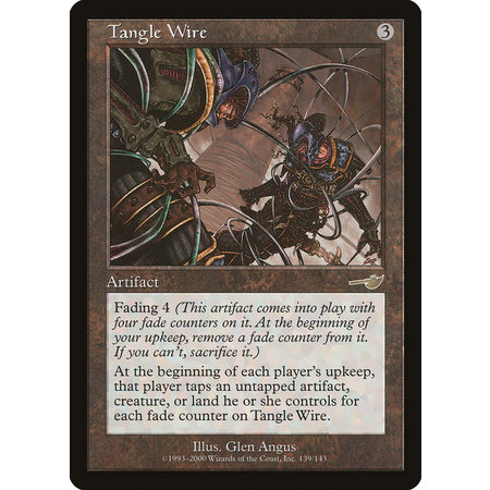 Tangle Wire (MP)