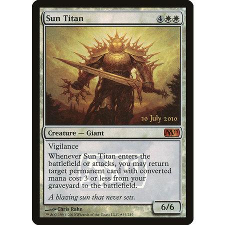 Sun Titan - Foil - Prerelease Promo (MP)