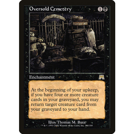 Oversold Cemetery (LP)