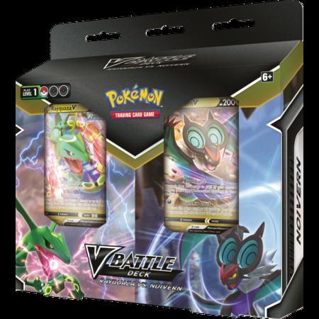 Pokemon V Battle Deck Bundle: Rayquaza vs Noivern